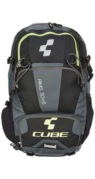 Cube AMS 30+5 Rucksack black'n'green